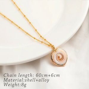 Jewelry - 🆕 I Shell Love You Forever Necklace